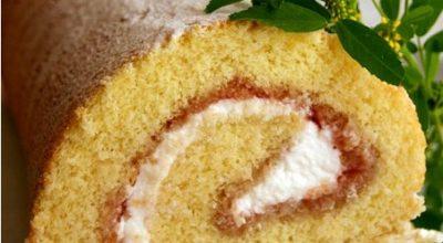 Рецепт очень удачного бисквита. Никакая пропитка не нужна – вкусно, мягко!