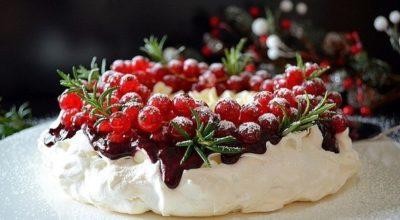 Торт-безе «Павлова»