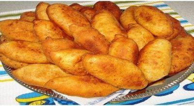 Жареные пирожки «Вкуснющие»