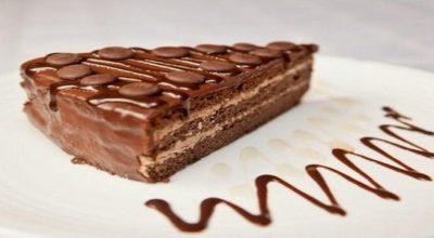Рецепт торта «Шифоновая Прага»