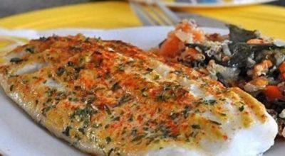 Рыба запеченная с горчицей, которую хочется есть каждый день!
