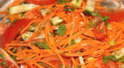 8 совершенно новых вкуснейших салатов на каждый день!