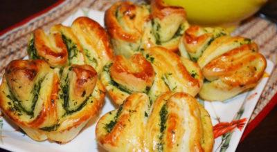 Ароматная вкуснятина с чесноком и зеленью за 25 минут: обожаю такие рецепты!