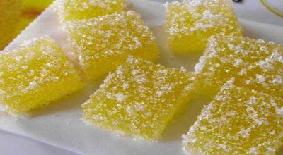 Мармелад из лимона