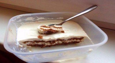 Нежный десерт «Облако счастья»