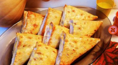 Закусочные уголки из лаваша: начинка тебя приятно удивит! Идеальное сочетание ингредиентов…