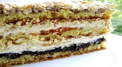 Замечательный тортик «Люби меня». Готовьте только для любимых!