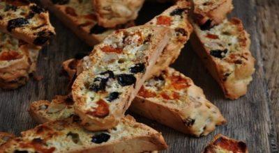 Знаменитая итальянская сладость, которую очень легко приготовить дома — Бискотти!