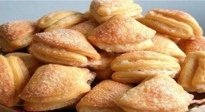 Печенье из творога в духовке