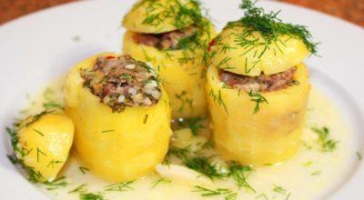Самая вкусная картошка по-карачаевски