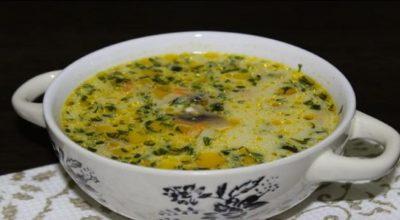 Самый вкусный грибной сливочный суп!