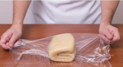 Как приготовить слоеное тесто за 10 минут. Рецепт, который меня часто выручает