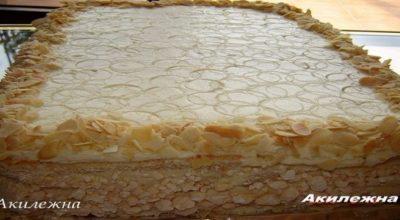 Невероятно вкусный киевский торт » Акилежна»