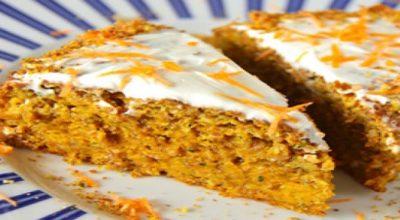 Невероятно вкусный морковный торт!