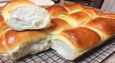 Сдобные булочки из дрожжевого теста очень нежные и мягкие как пух