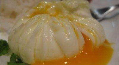 Яйца-пашот «Мешочки»