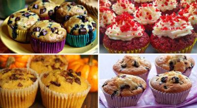 5 лучших рецептов приготовления домашних кексов