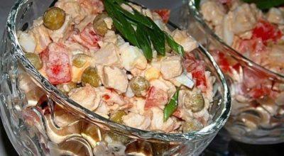 5 рецептов замечательных праздничных салатов. Их стоит попробовать!