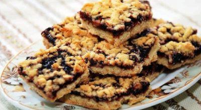 Топ-6 рецептов домашних пирогов с вареньем