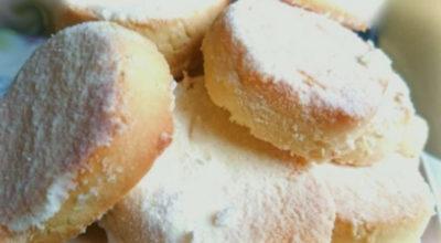 Печенье, которое тает во рту- нежнейшая «бомба » без яиц и разрыхлителя