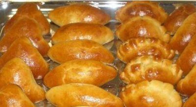 Пирожки «Пятиминутки» — рецепт «кремлевского» повара