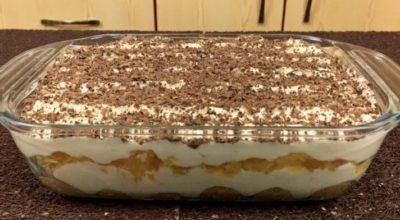 Торт «Тирамису» с апельсинами: быстрый и легкий рецепт. Пробуйте!