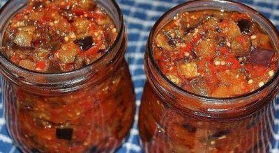 Божественно вкусные, с невероятным ароматом баклажаны по-грузински