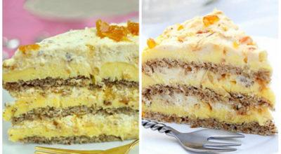 Египетский торт — этот рецепт будут выпрашивать все гости!