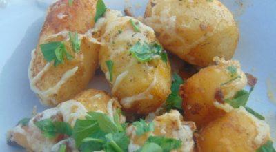Итальянский жареный картофель