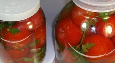 Квашеные помидоры «Совсем как бочковые»