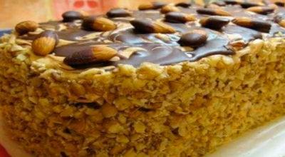 Торт Семистаканник. Простой и очень вкусный