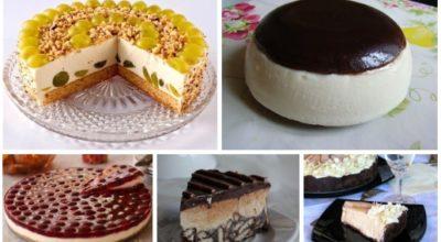 5 самых простых тортов без выпечки