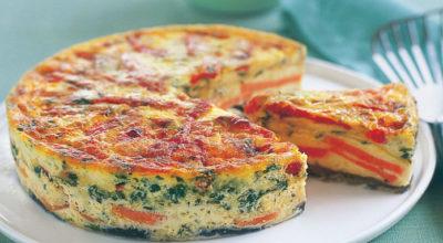 Фриттата: итальянский омлет. Вкуснейший завтрак!