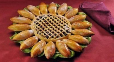 Пироги, которые не черствеют. Универсальное тесто