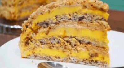 Торт Египетский. Обалденный торт, готовлю каждый месяц