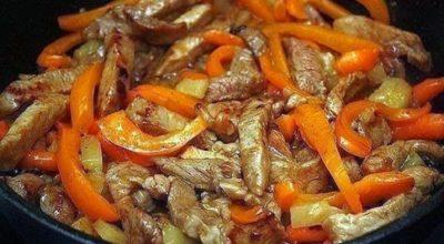 Мясо по-тайски – вы просто влюбитесь в эту вкуснятину!