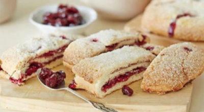 Самый быстрый вишневый пирог уже в твоей кулинарной книге!