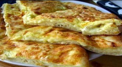 Быстрое хачапури к завтраку, вкуснятина неописуемая!