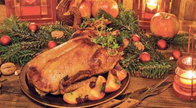Пять лучших горячих блюд к Новому году