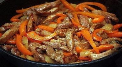Приготовьте мясо по этому рецепту, и ощутите всю прелесть самой необычной в мире кухни