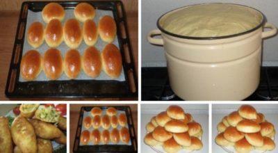 Обалденное домашнее тесто для пирожков