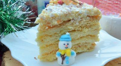 Торт «Рубленый»