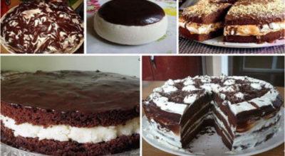 5 самых вкуснейших тортов
