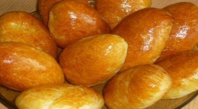 Нежные и аппетитные булочки с мясом