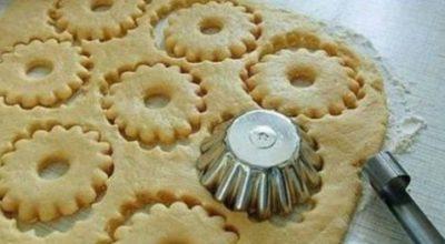 Песочное печенье, которое получается всегда