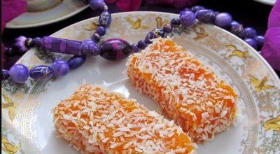 Джезерье — восточная сладость из моркови (Сezerye)
