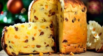Итальянский пасхальный кекс Панеттоне (быстрый рецепт). Готовлю постоянно
