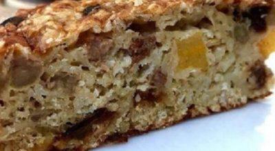 Каждое утро по кусочку такого пирога, и талия будет 60 см! ни муки, ни сахара — только польза