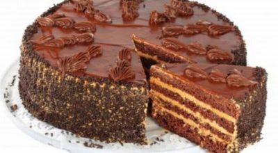 Очень вкусный и при этом быстрый тортик «Мечта жизни»