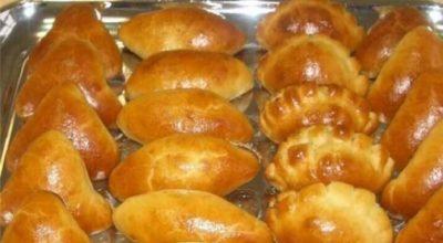 Пиpожки «Пятиминyтки» — cамый вырyчаeмый pецепт